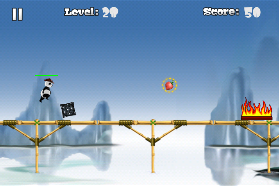 Screenshot Run Stick
