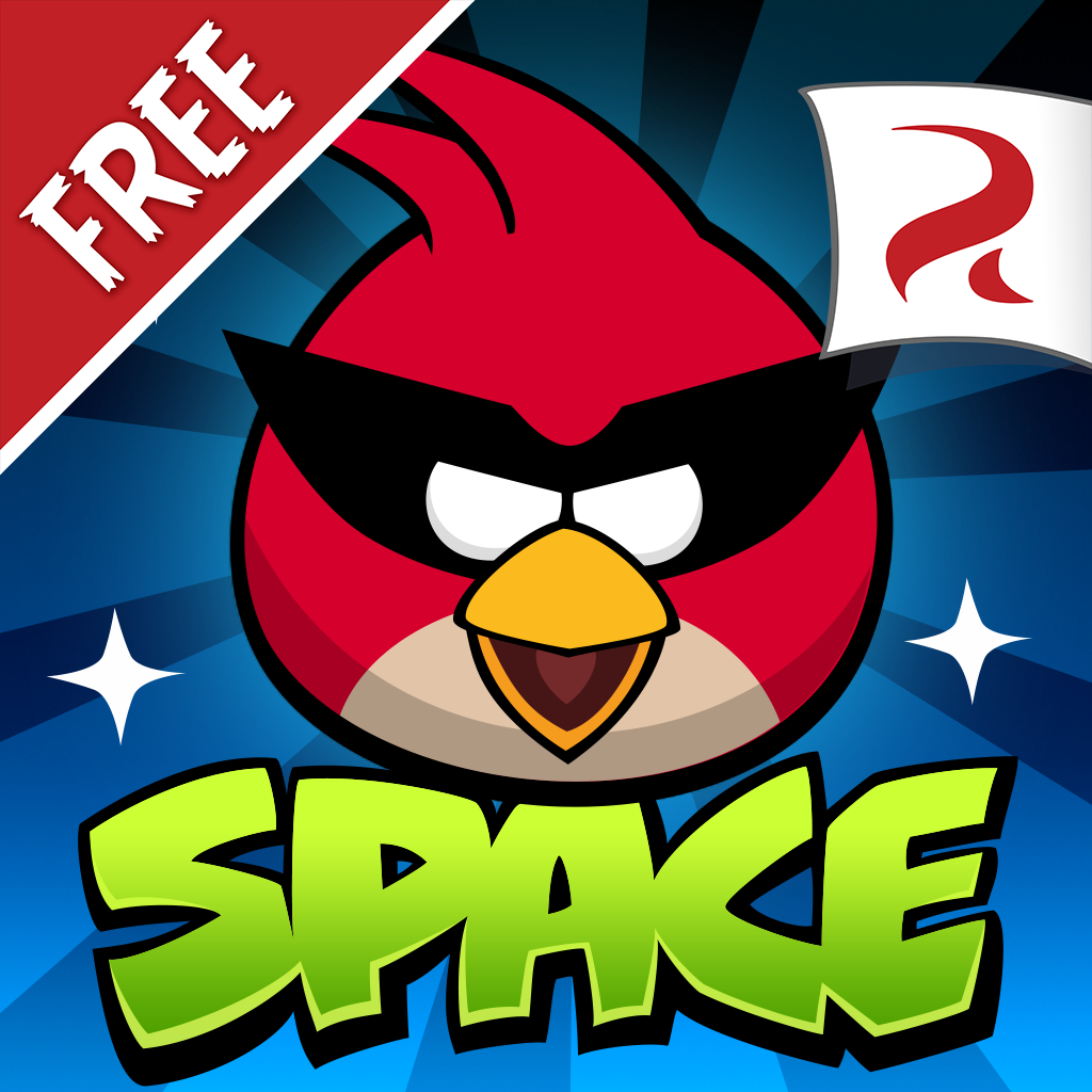 Angry Birds Space Free iOS