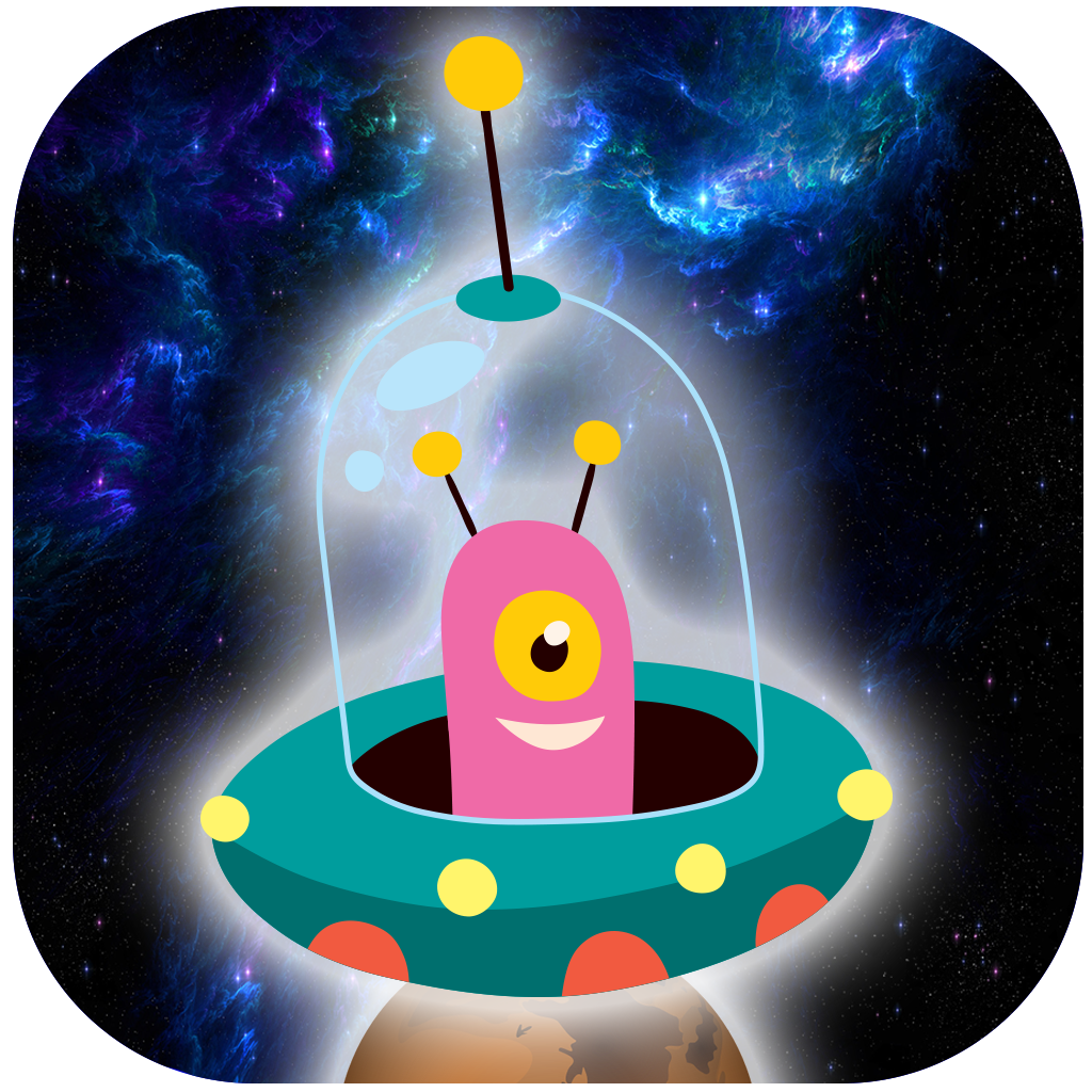 Alien Galaxy Attack: Stop The Invasion